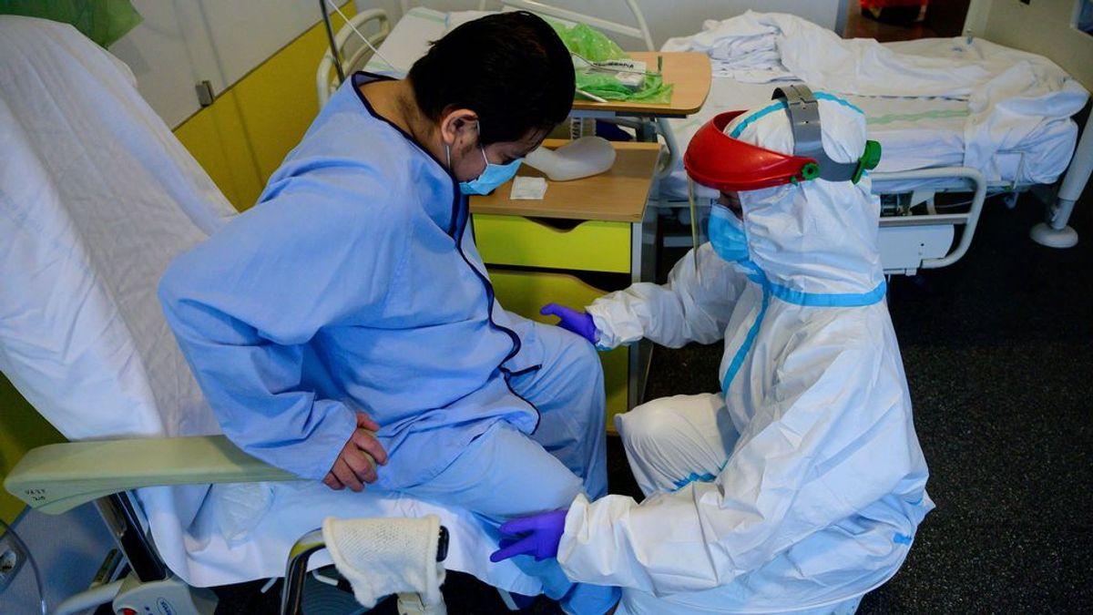 NO PUBLICAR: Llega el otoño hospitalario a Madrid