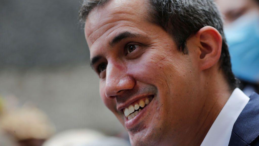 Guaidó reitera que la oposición no participará en las elecciones presidenciales de Venezuela