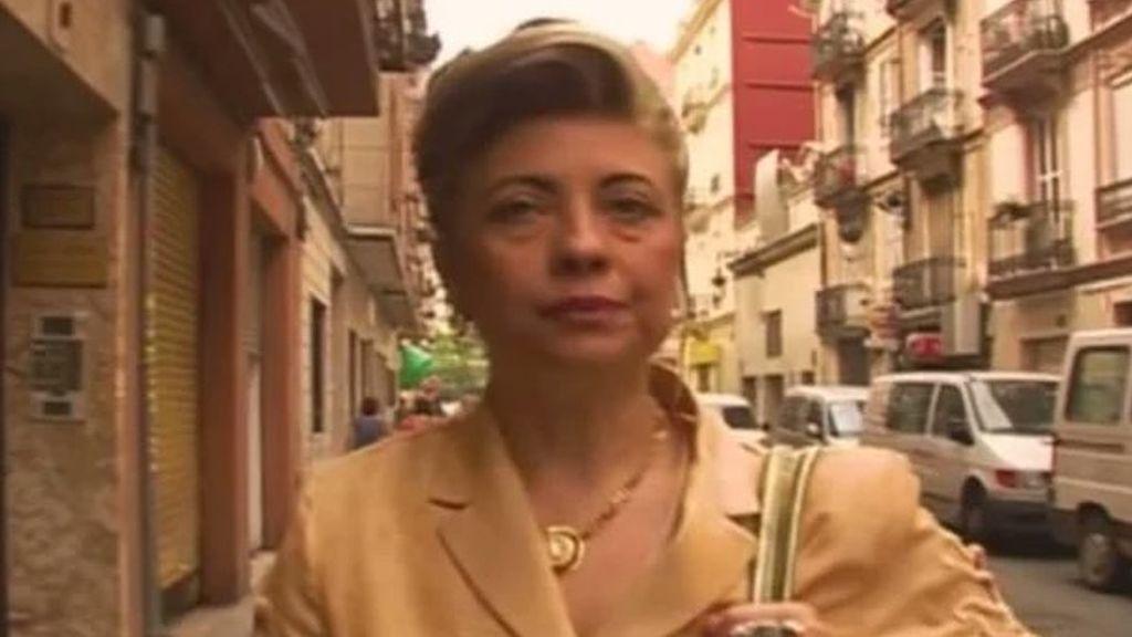 Un hijo de la 'vecina de Valencia' habla 13 años después