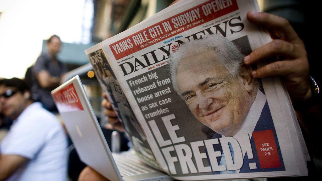 El periódico Daily News de Nueva York se queda sin oficinas tras la pandemia
