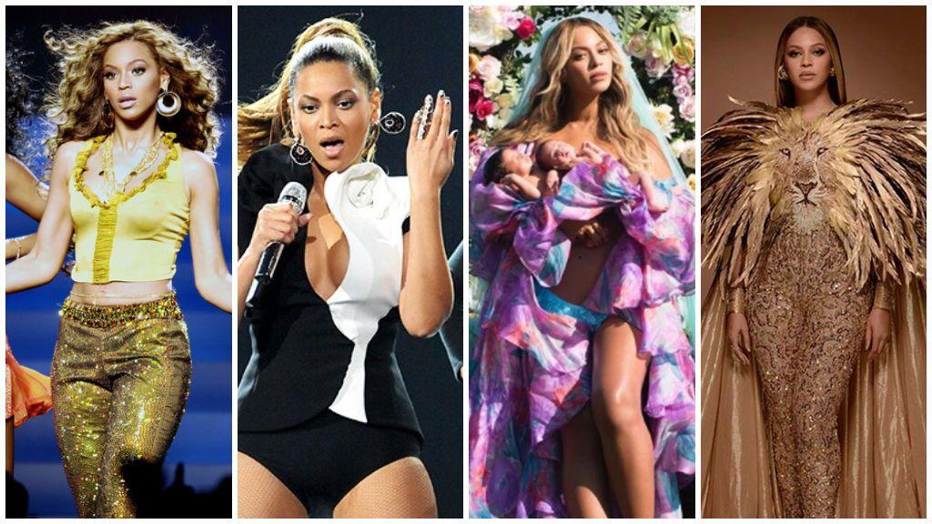 Beyoncé en 10 fotos icónicas que hicieron historia.