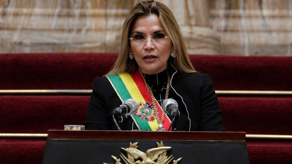 Acuerdo electoral en Bolivia para celebrar las presidenciales hasta el 18 de octubre