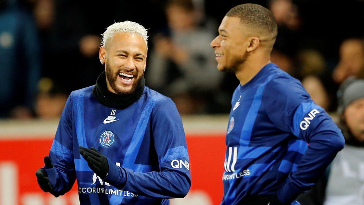 """La euforia del jeque del PSG tras clasificarse en la Champions: """"Mbappé y Neymar no se irán nunca"""""""