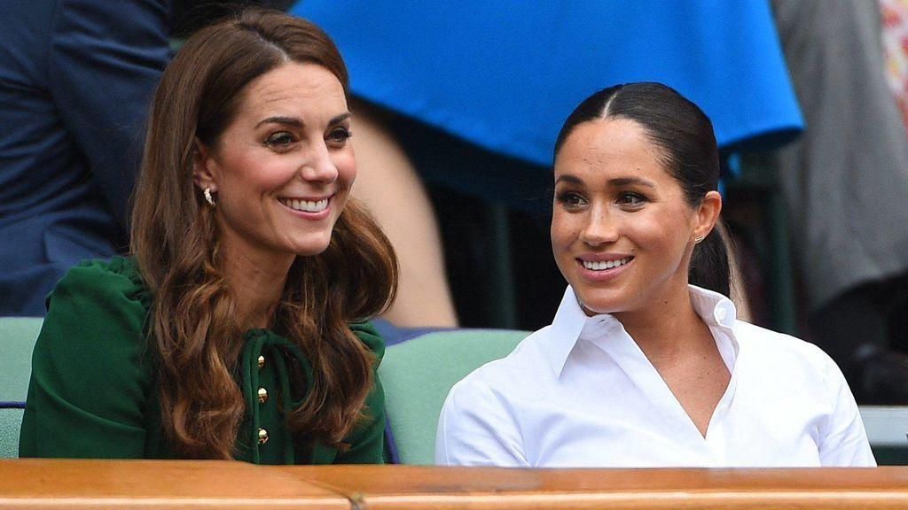 Kate Middleton y Meghan Markle, lo que sabemos de su relación.