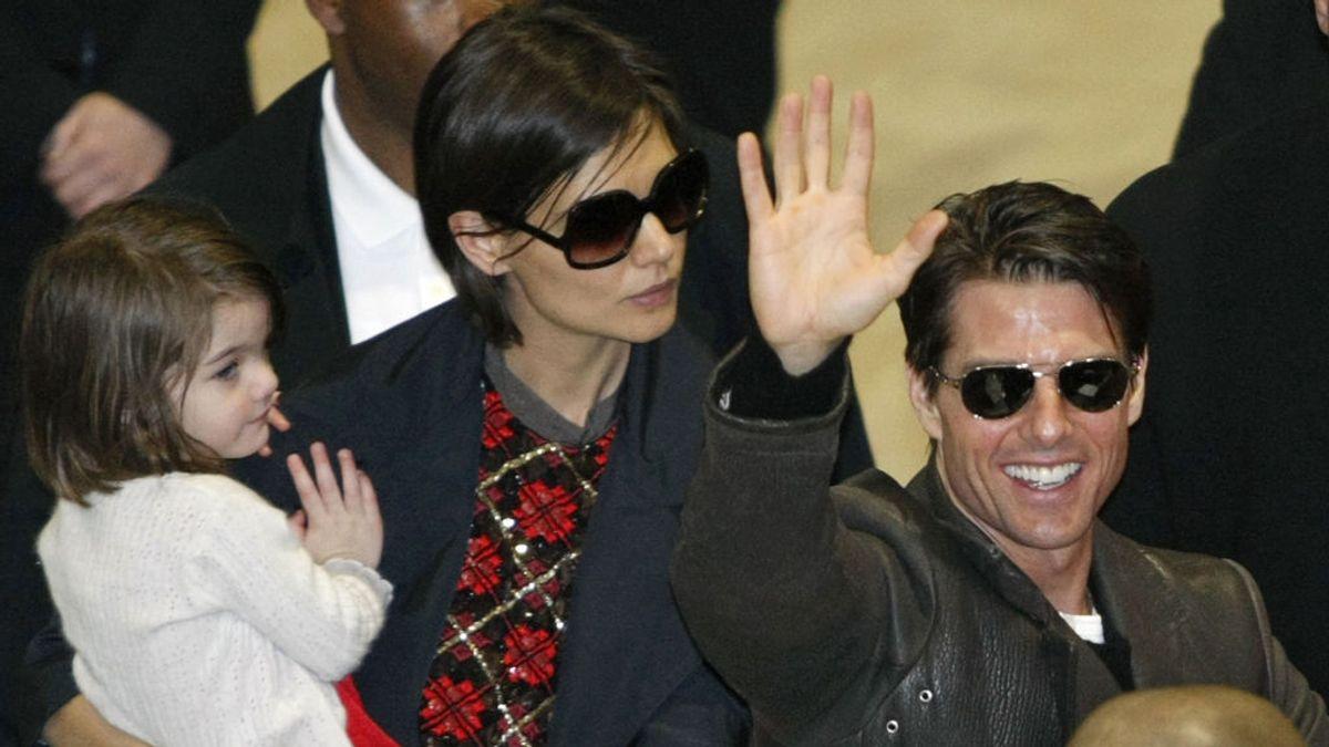 La actriz Leah Remini asegura que Tom Cruise buscará separar a su hija Suri de Katie Holmes