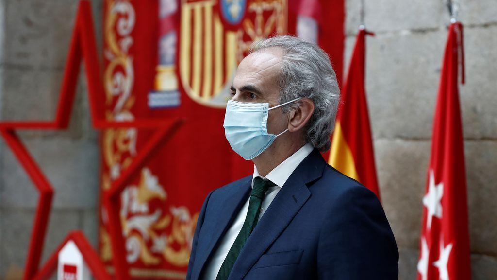 La curva de contagios de Madrid no cesa: registra 890 nuevos positivos y 8 fallecidos en las últimas 24 horas