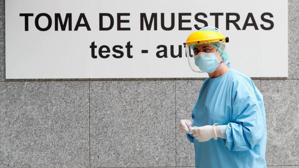 Ultima hora del coronavirus:  Madrid seguirá los pasos de Cataluña y hará PCR en las zonas con más brotes