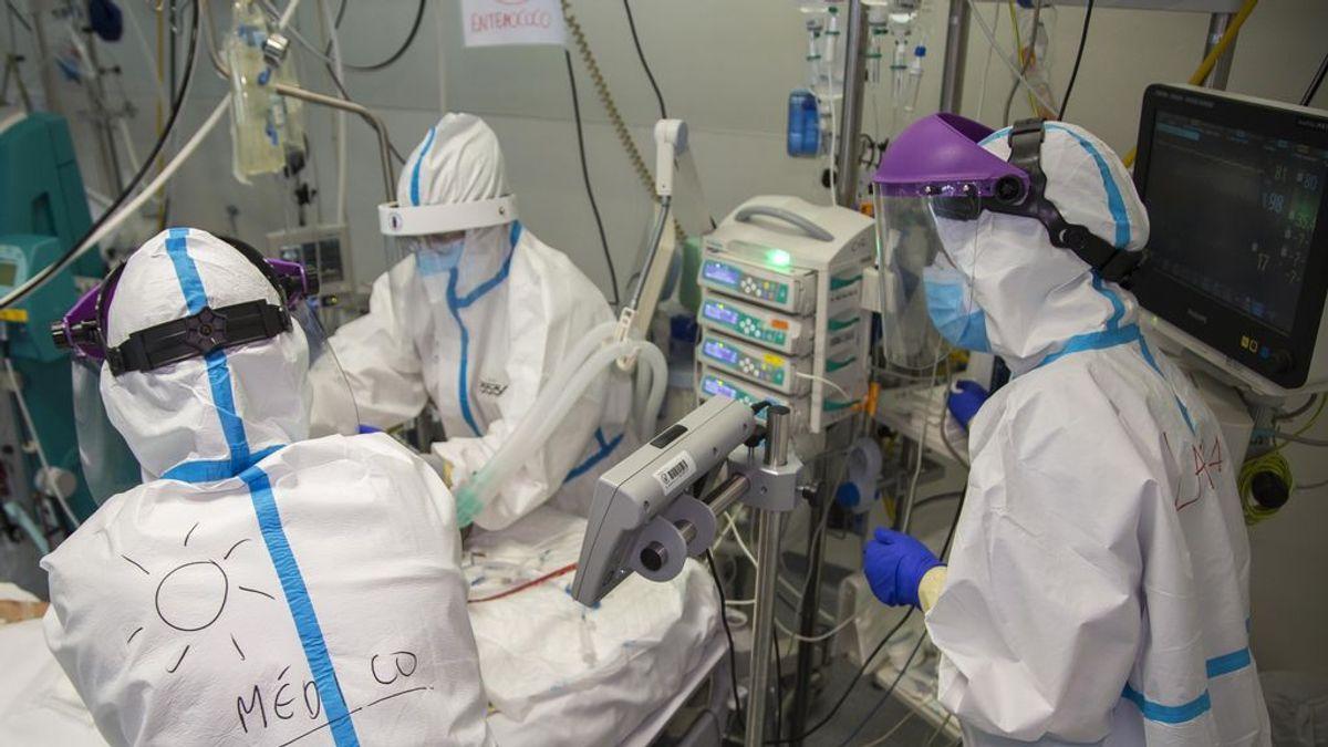Tres niños ingresados con Coronavirus en Cantabria