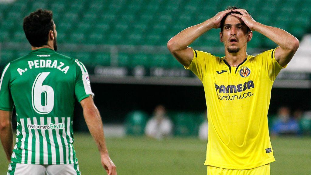 Betis y Villarreal confirman nuevos positivos por coronavirus