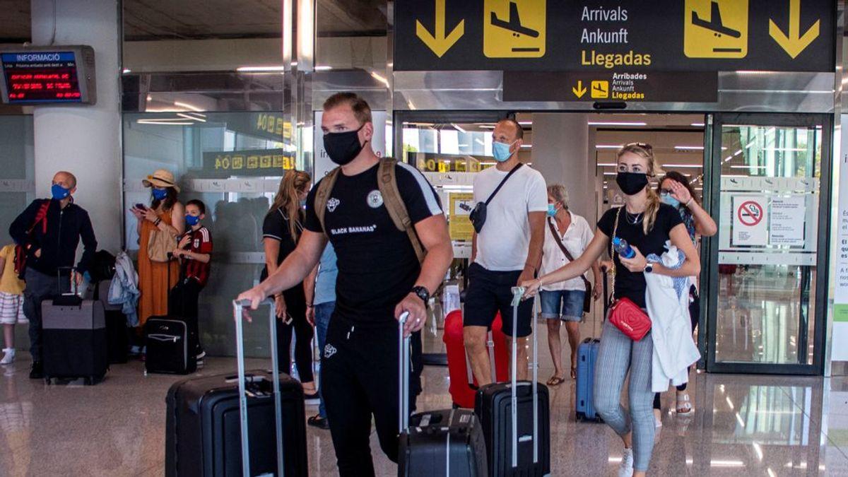 Alemania amplia a toda España, a excepción de Canarias, la recomendación de no viajar por ser zona de riesgo
