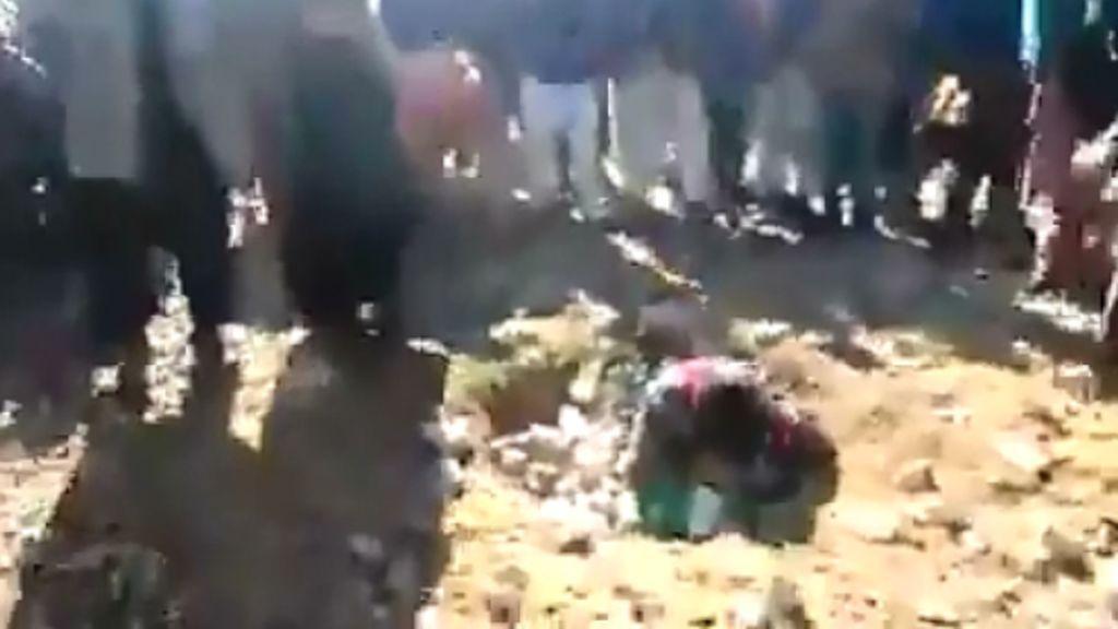 Un tribunal islámico de Nigeria condena a muerte por lapidación al violador de una niña de 12 años
