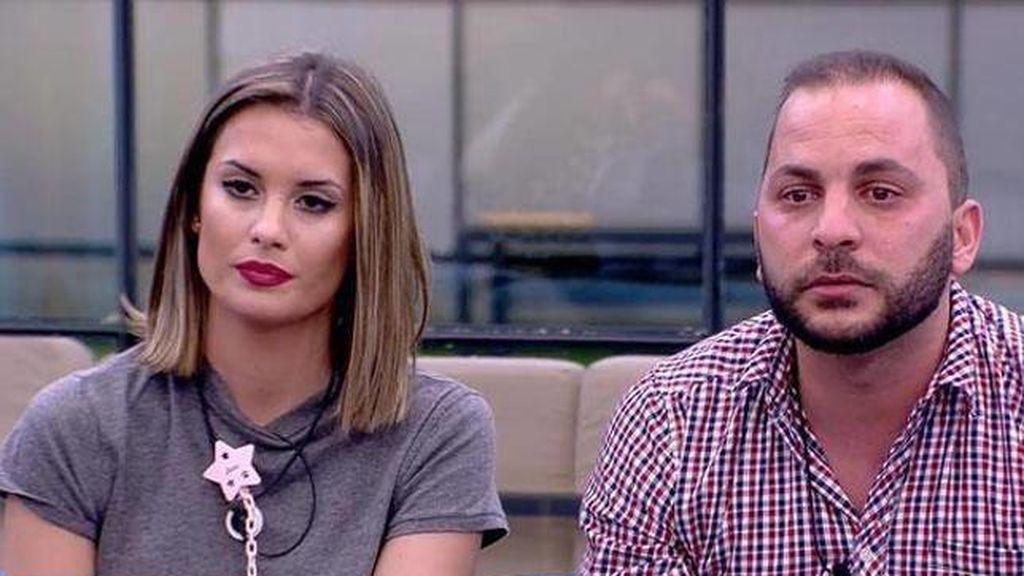 Candela y Antonio ('GH DÚO')