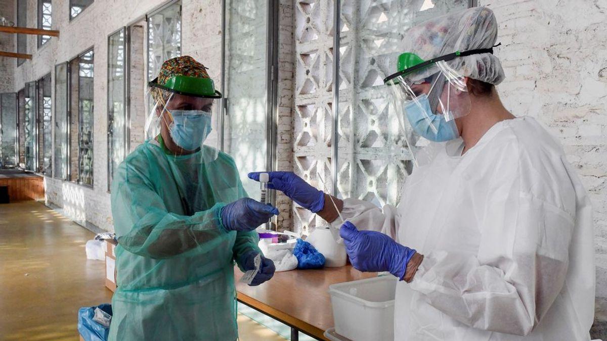 Los casos de coronavirus han subido un 31 por ciento en el último mes
