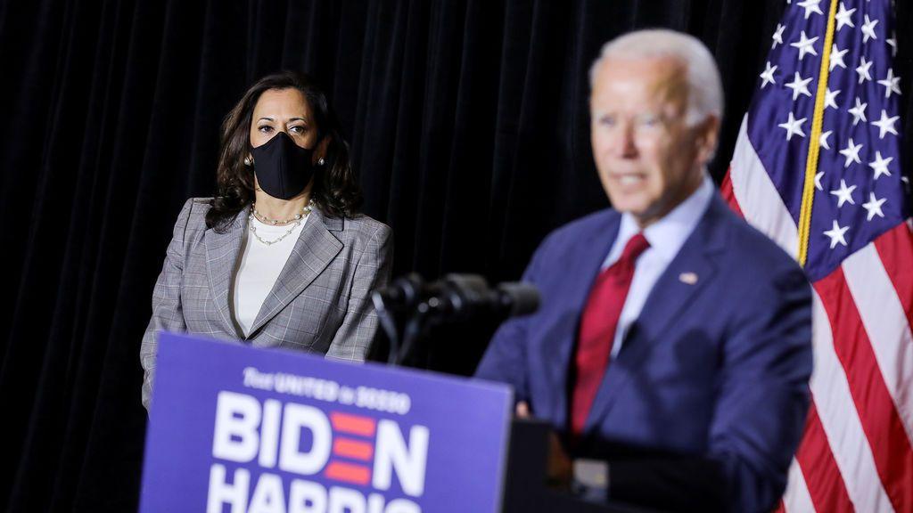 Un partido demócrata unido respalda el programa presidencial de  Biden