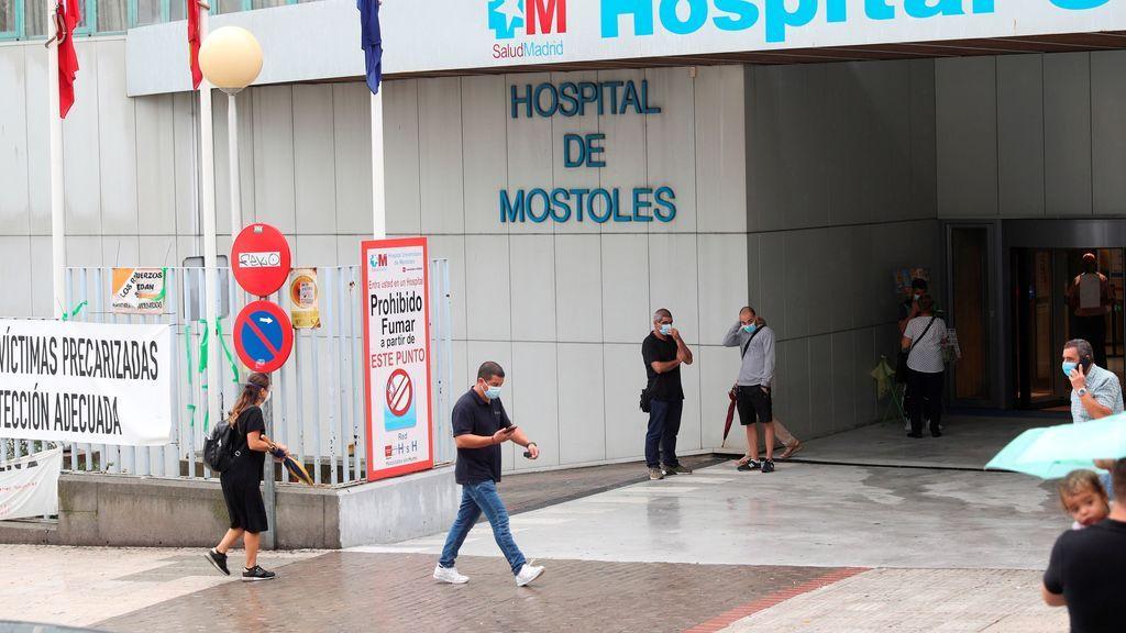 Madrid sigue los pasos de Cataluña: hará PCR a población de zonas con mayor tasa de contagio