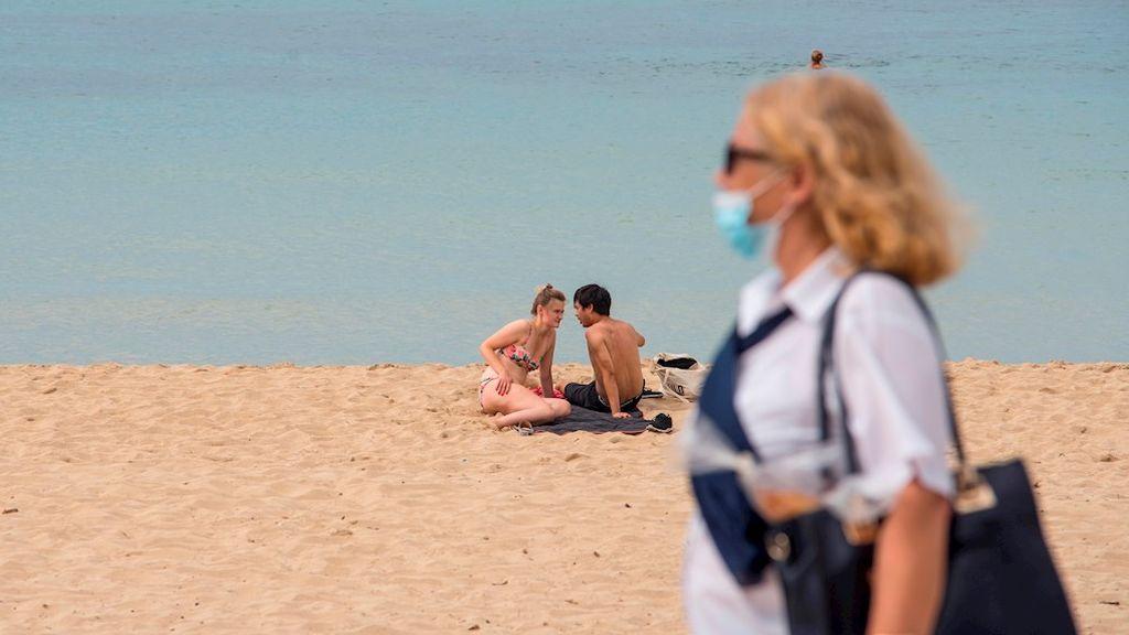 Baleares: Alemania está estudiando no recomendar a sus ciudadanos viajar a las islas