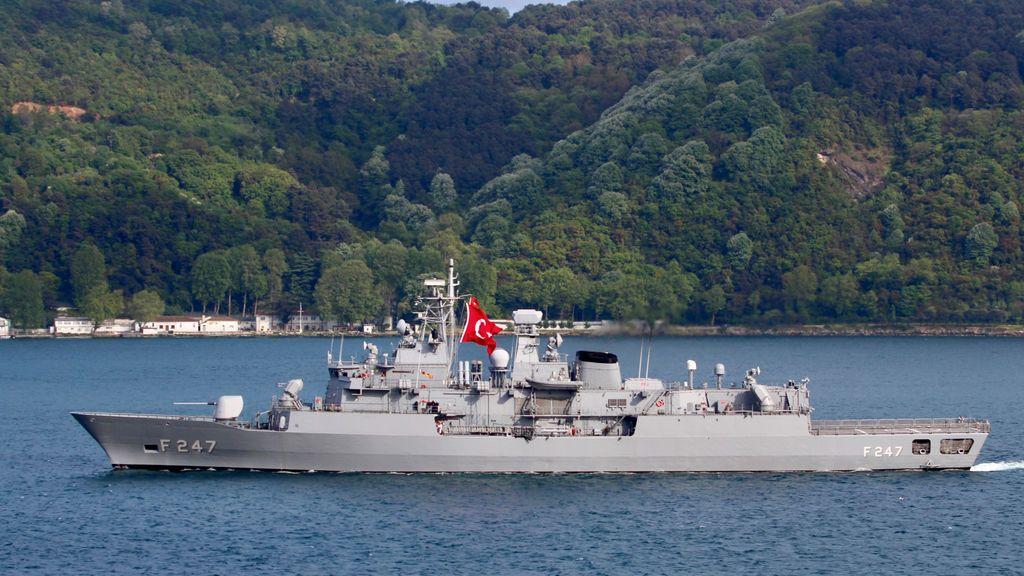 Turquía y Grecia discuten por el reparto del Mediterráneo oriental