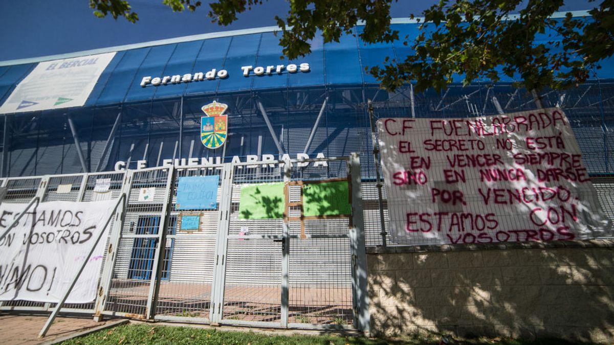 El instructor que lleva el caso del Fuenlabrada propone sancionar al club con un descenso administrativo