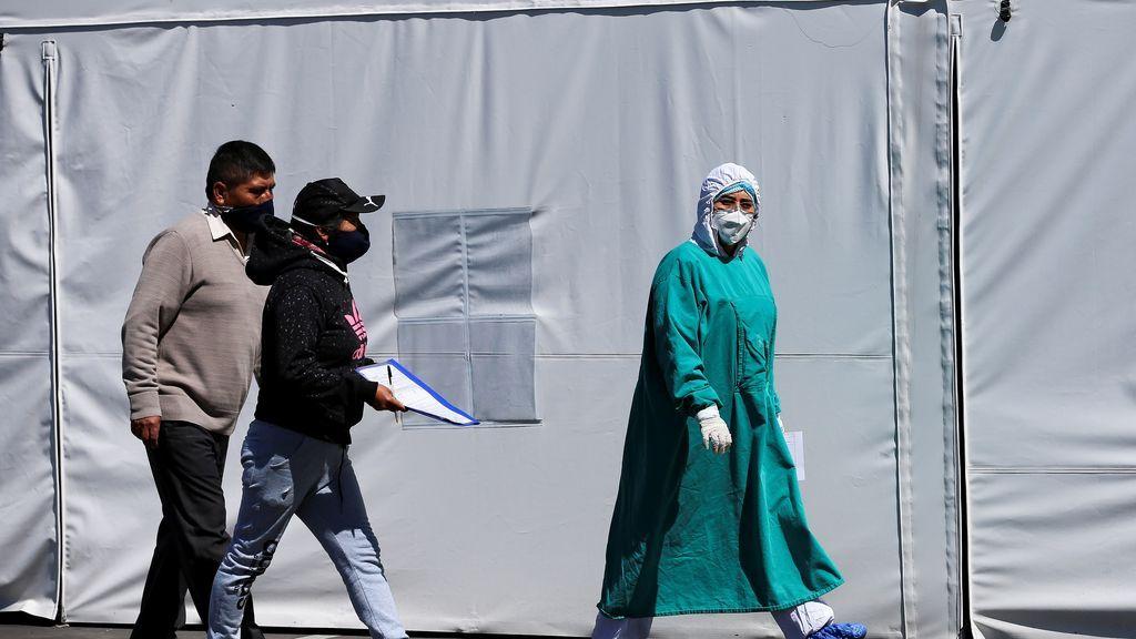 Ecuador rompe barrera de los 100.000 contagios por COVID-19, con foco en Pichincha