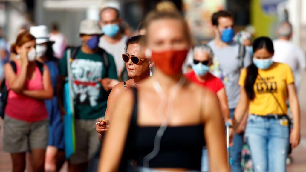 Última hora del coronavirus:  la pandemia deja más de 21 millones de contagios, una cuarta parte en EEUU