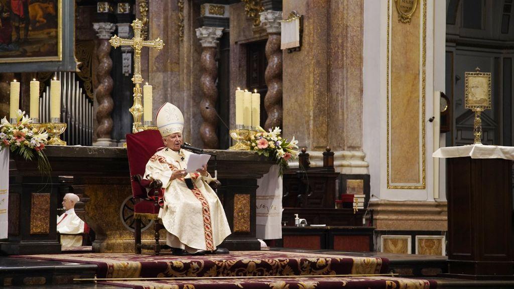 """El Cardenal Cañizares afirma que solo Dios """"nos hará superar la pandemia"""" porque """"la ciencia no es suficiente"""""""