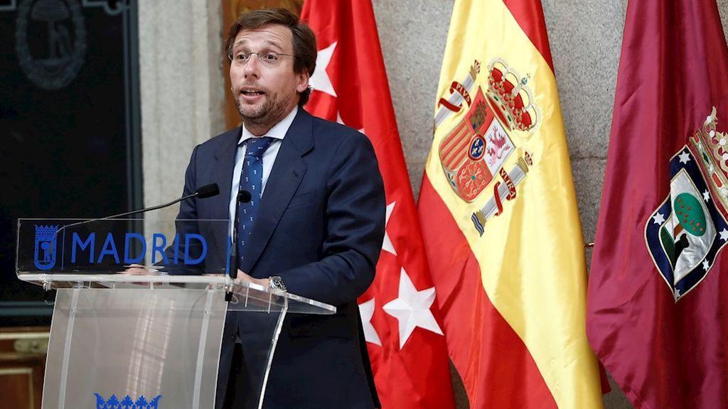 Almeida alaba que se realicen PCR en las zonas más afectadas de Madrid y rechaza un nuevo confinamiento