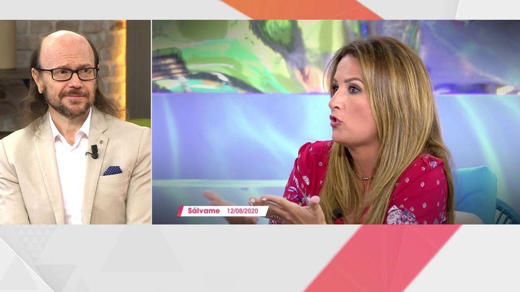 Santiago Segura critica a Laura Fa