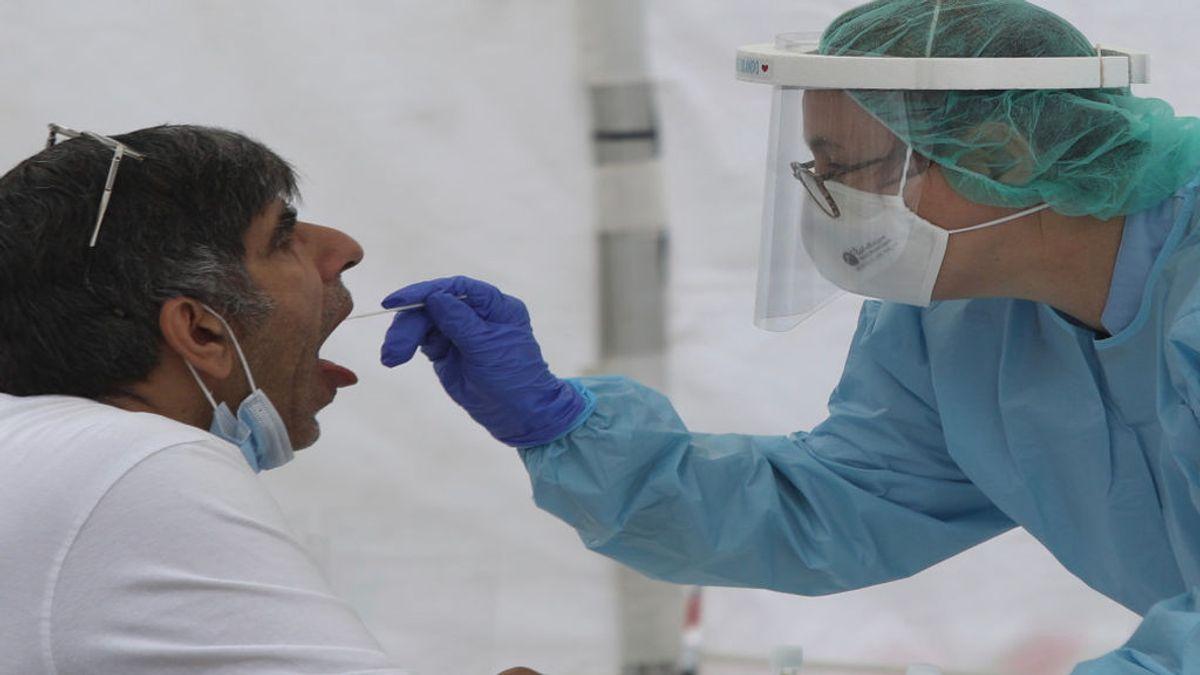 Cataluña registra 1.019 nuevos contagios confirmados por PCR y vuelve a superar la barrera del millar de positivos