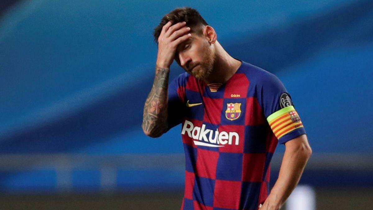 """El vestuario del Barça explota tras ser humillado: """"Es una vergüenza, necesitamos cambios"""""""