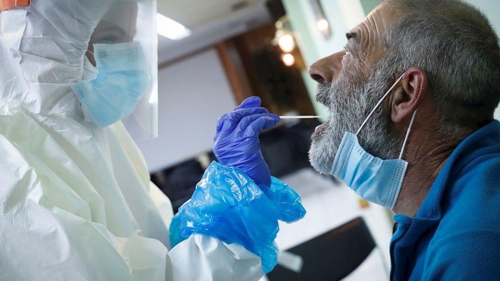 Israel desarrolla un test que detecta el coronavirus en menos de un segundo