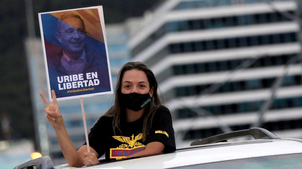 La Administración Trump respalda al expresidente Uribe