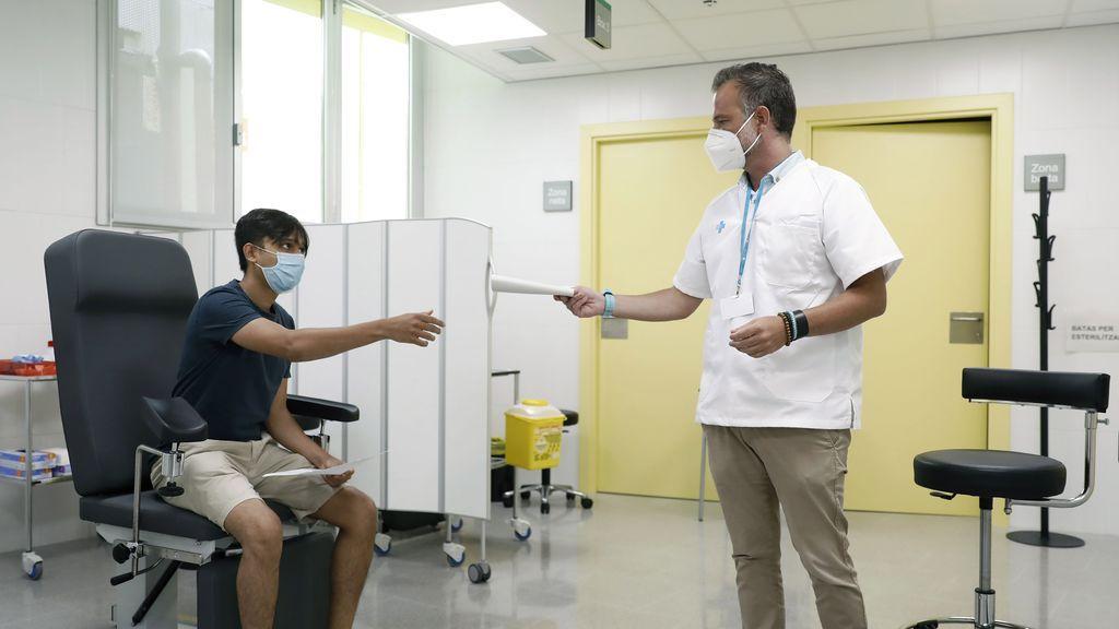 Cataluña registra 1.120 casos nuevos de coronavirus y seis fallecidos más en las últimas 24 horas
