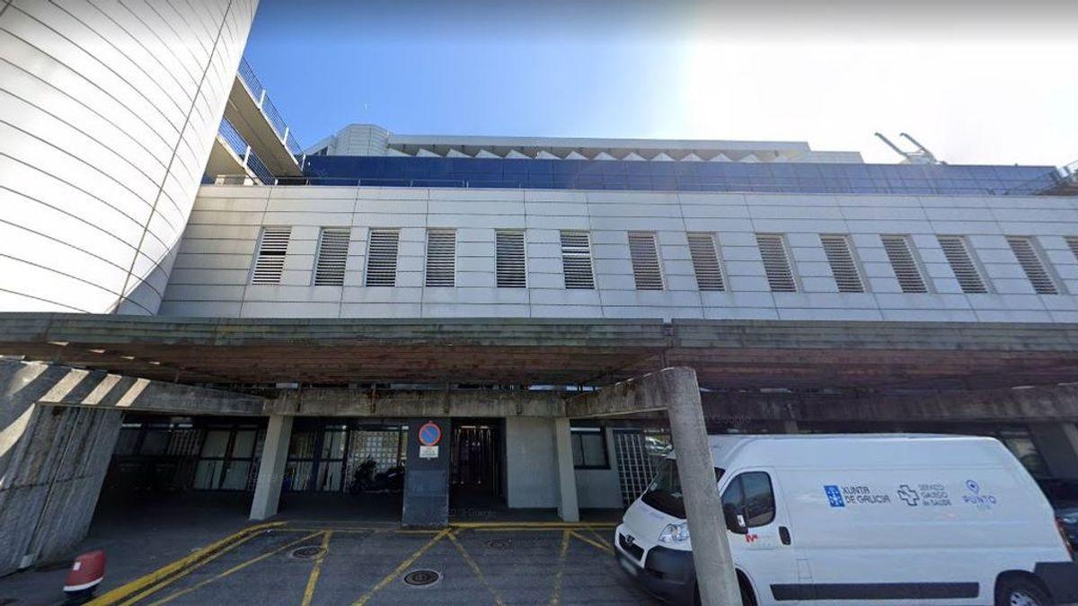 Un positivo en un hospital de Pontevedra obliga a aislar al personal sanitario en el área de Neumología