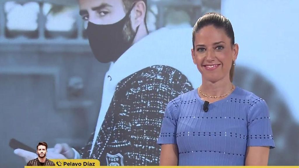 Pelayo Díaz llama en directo para pedir perdón a Nuria Marín