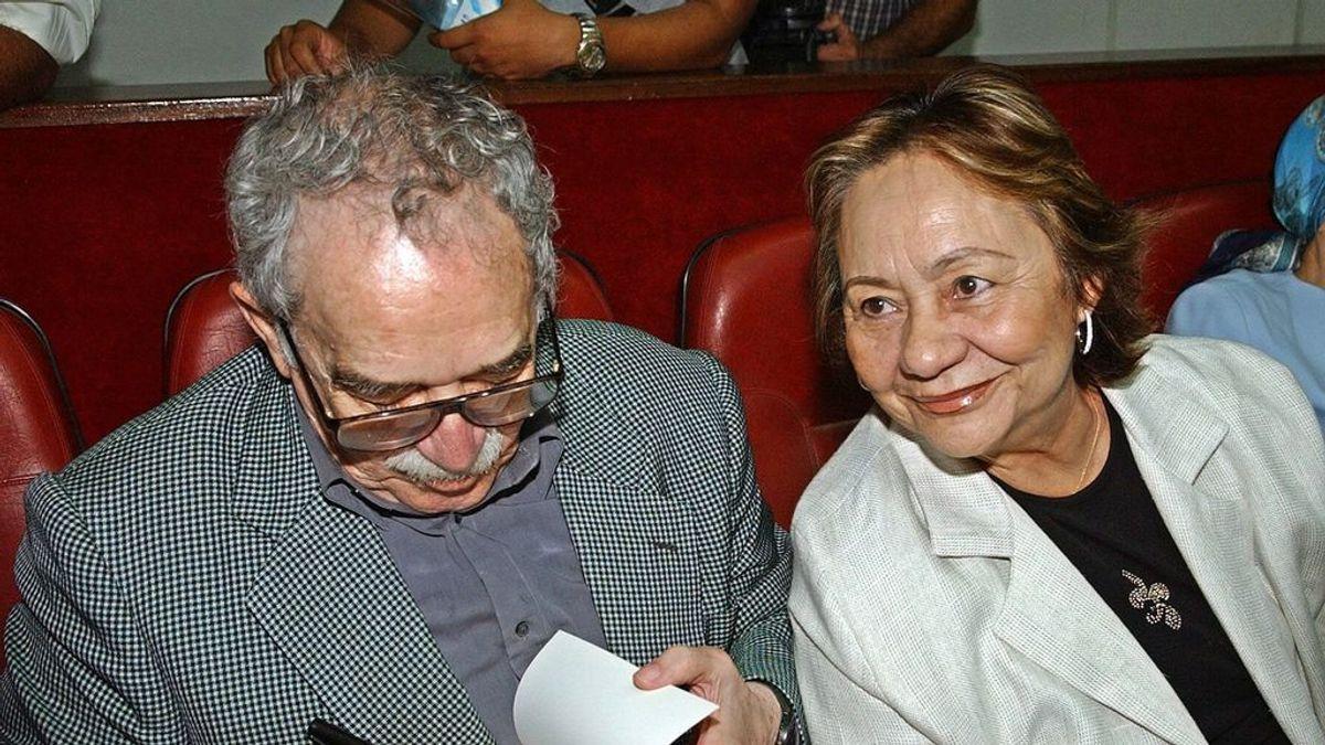 Muere la viuda de Gabriel García Márquez, Mercedes Barcha, a los 87 años de edad