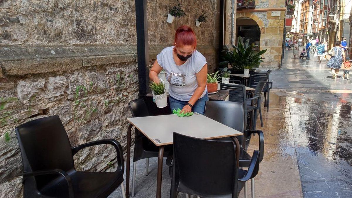 Euskadi regresa este lunes a la situación de emergencia sanitaria para frenar la expansión del virus