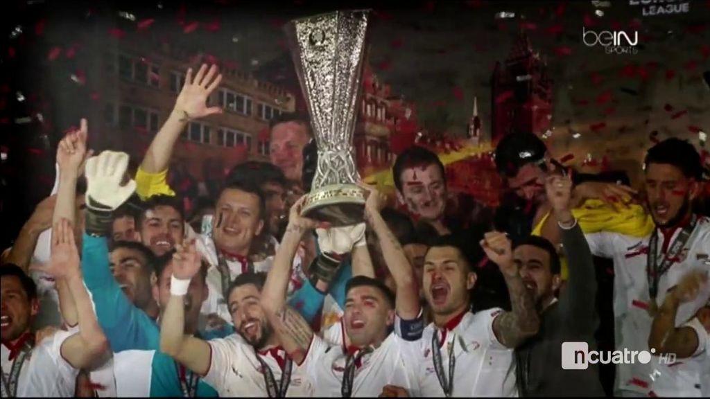 La motivación del Sevilla para llegar a la final de la Europa League
