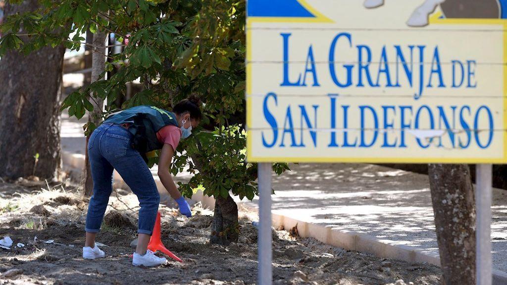 Muere en el hospital el hombre que mató a puñaladas a su expareja en Segovia