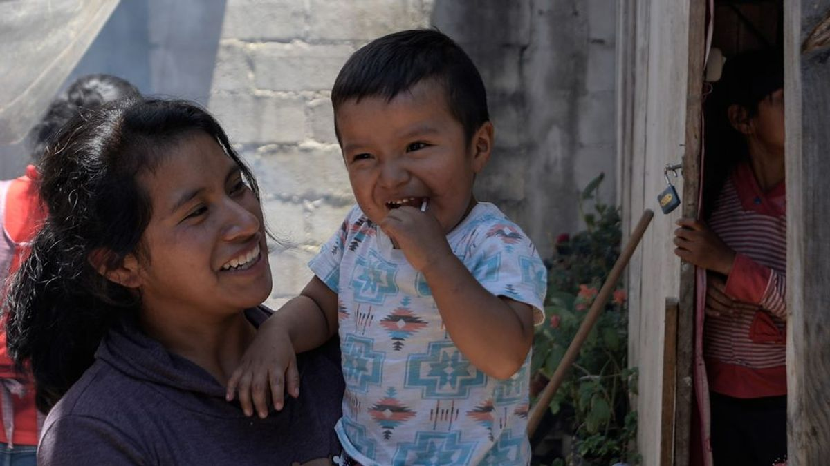 Encuentran a un niño de dos años que había sido raptado durante 44 días: su secuestradora se había encariñado de él