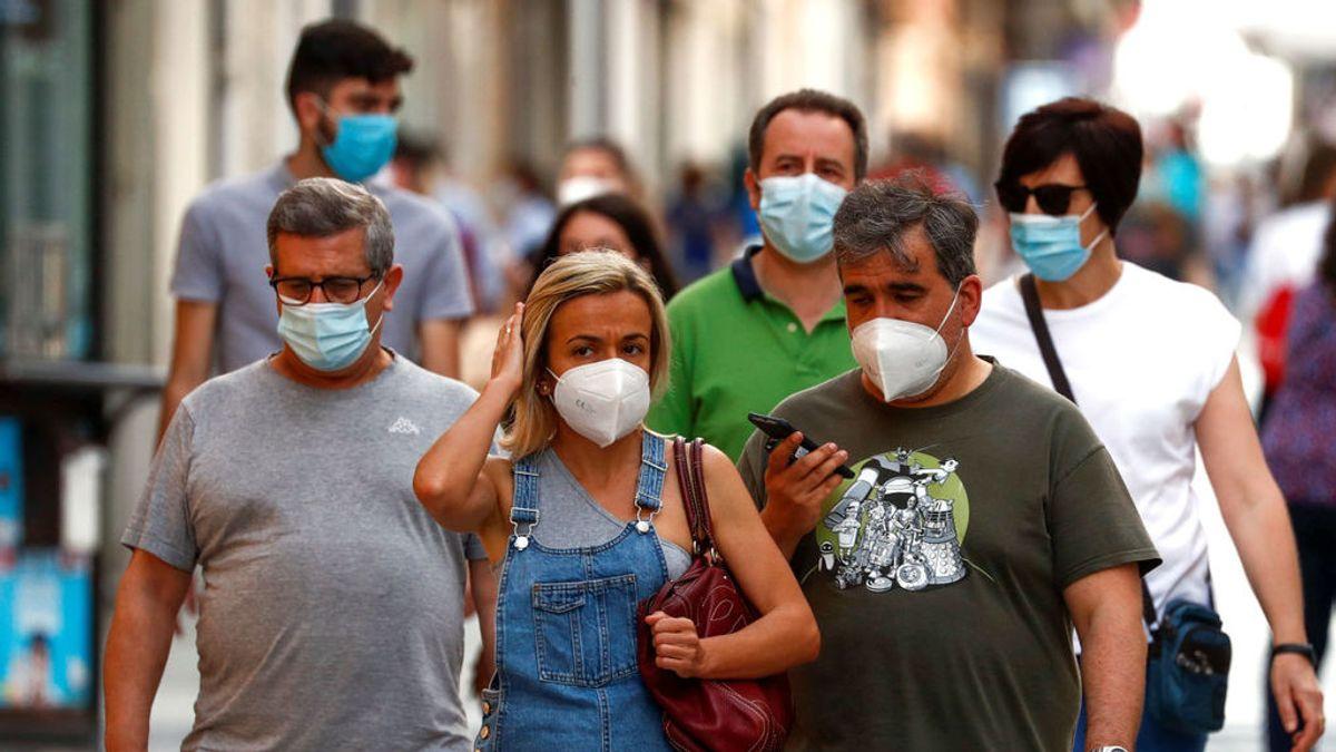 Las mascarillas no sólo evitan la propagación del coronavirus, también reducen los síntomas si hay infección