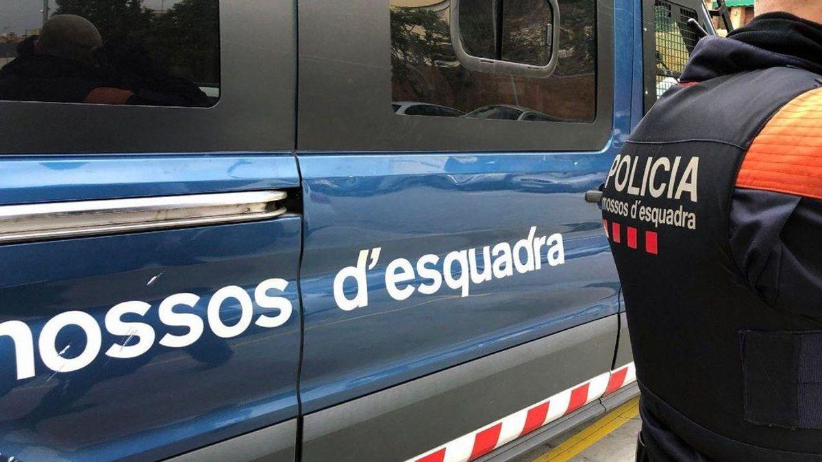 Atraco con rehenes en un banco de Barcelona: dos ladrones se llevan 70.000€