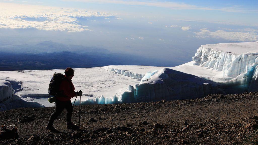 Los glaciares del Kilimanjaro durarán pocos años más: por qué se están derritiendo