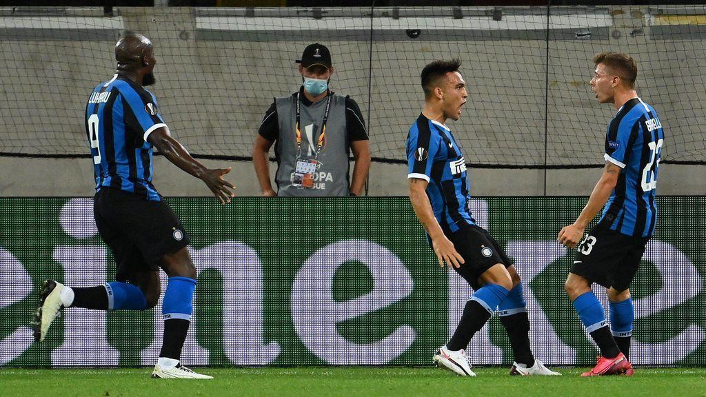 El Inter será el rival del Sevilla en la final de la Europa League: un Lautaro y Lukaku imparables comanda la victoria ante el Shakhtar (5-0)
