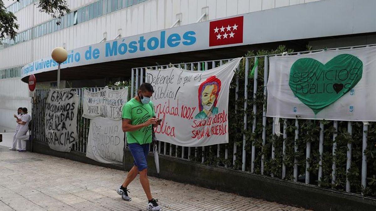 Madrid comienza a hacer las pruebas PCR de Covid-19 en las zonas con rebrotes