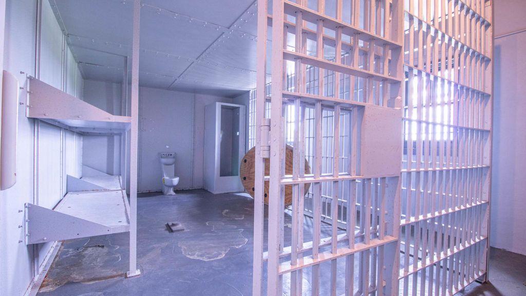 La zona de la cárcel