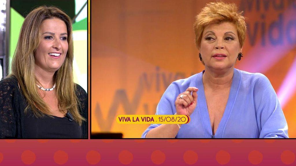 Laura Fa responde a Terelu Campos: