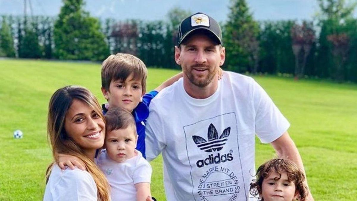 Messi se refugia en los Pirineos junto a su familia para alejarse de la crisis directiva del Barça