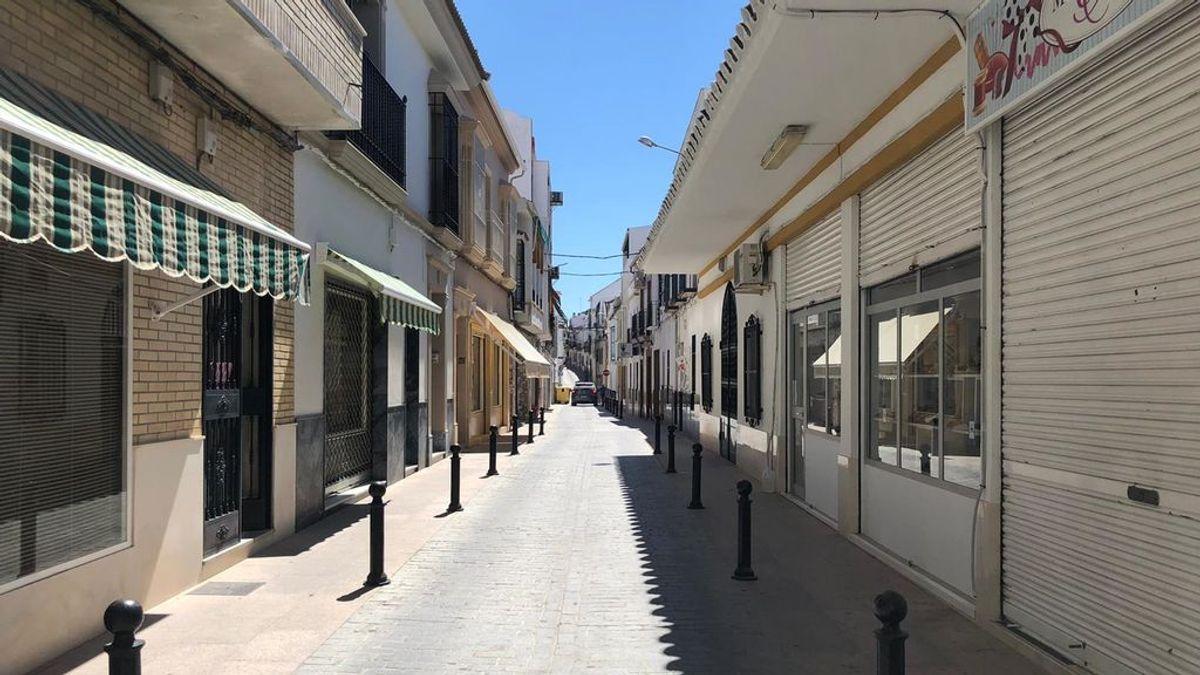 """Montalbán, el pueblo cordobés que se """"autoconfina"""" para cortar la cadena de contagios"""