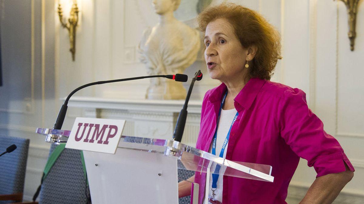 """Margarita del Val: """"En España podrían estar inmunizadas un 40% más de personas por la inmunidad celular"""""""