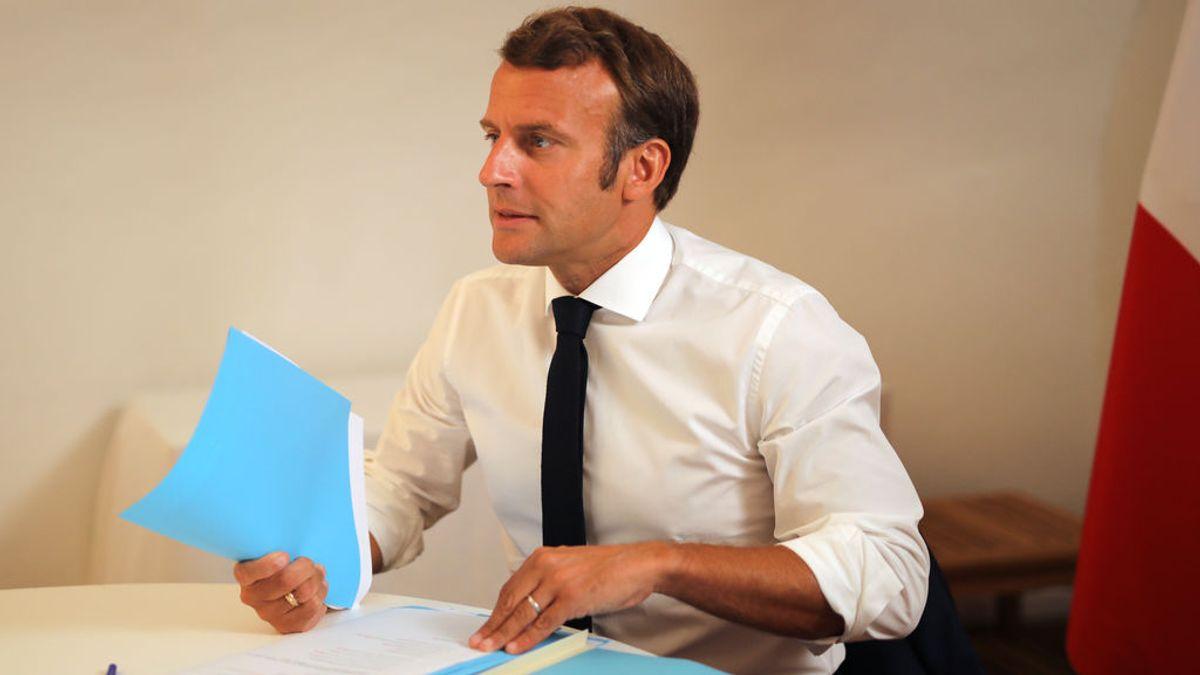 Francia tiembla ante la rentrée